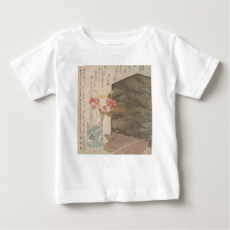Flower Vase and Lacquer Box - Chinese Baby T-Shirt