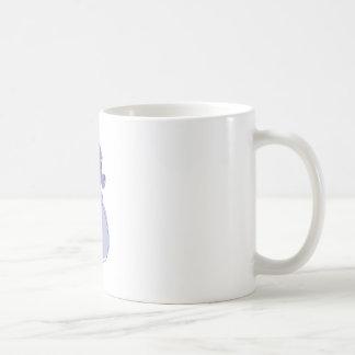 Flower Vase Basic White Mug
