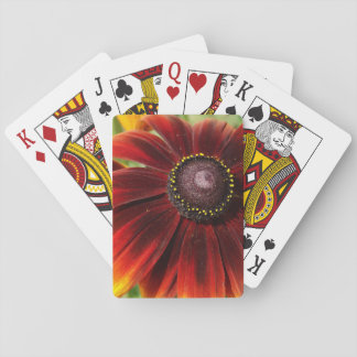 Flower Vivid colors Classic Playing Cards