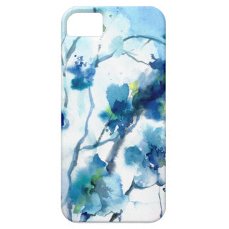 Flower watercolor barely there iPhone 5 case