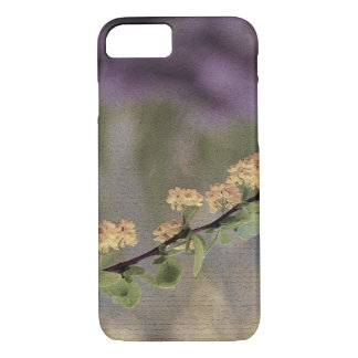Flower Yellow Blossom iPhone 7 Case