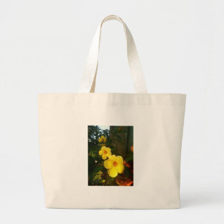 Flower Yellow Cocoa Beach 2014 jGibney The MUSEUM Tote Bags