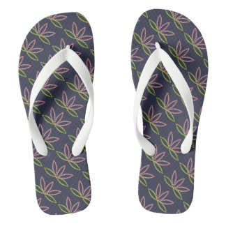 Flower Zen Thongs