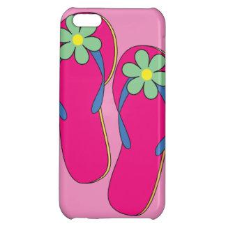 Flowered Flip Flops iPhone5 Case iPhone 5C Case