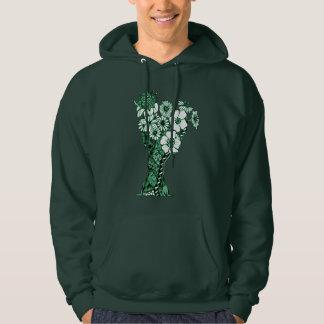 Flowered Tree 2 Hoodie