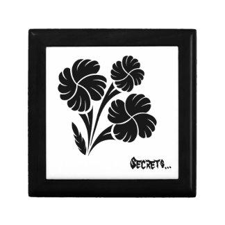 Flowered trio… gift box