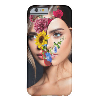 Flowerful Portrait Barely There iPhone 6 Case