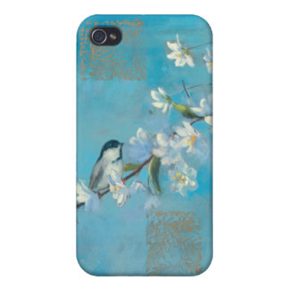 Flowering Branches iPhone 4/4S Cover