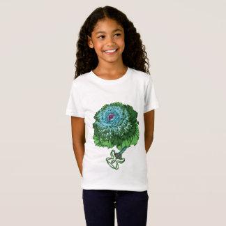 Flowering Cabbage Girls' T-Shirt