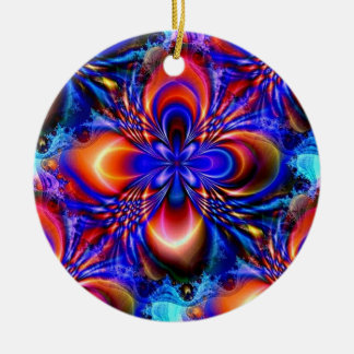 Flowering Christmas Tree Ornaments