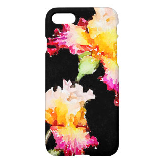 Flowering Iris iPhone 7 Case