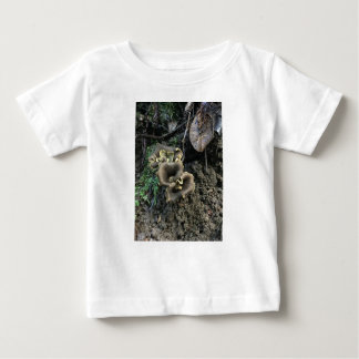 Flowering Mushrooms Baby T-Shirt