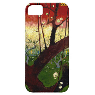 Flowering Plum Tree after Hiroshige by Van Gogh Cover For iPhone 5/5S