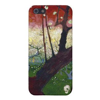 Flowering Plum Tree (after Hiroshige) Van Gogh iPhone 5 Case