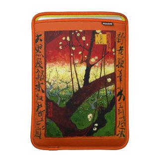 Flowering Plum Tree Van Gogh Fine Art MacBook Sleeve