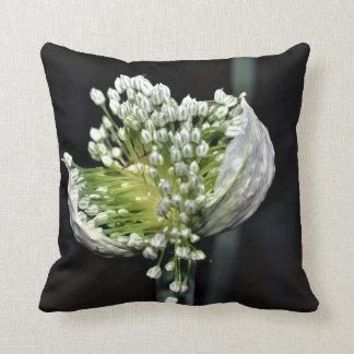 Flowering Spring Onion Cushion