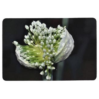 Flowering Spring Onion Floor Mat