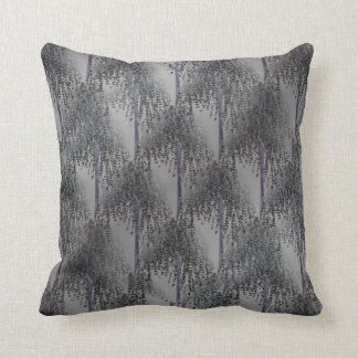Flowering Tree Abstract Pattern Pillows