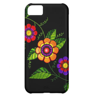 Flowering Vine Cover For iPhone 5C