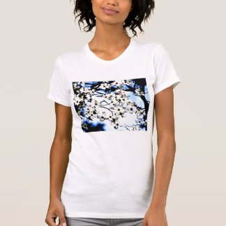 Flowering white dogwood shirt