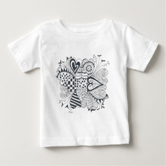 FlowerofHearts Baby T-Shirt