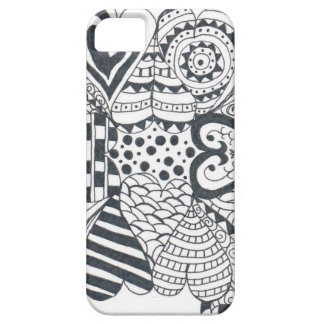 FlowerofHearts iPhone 5 Cases
