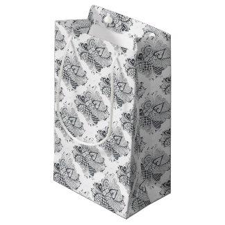 FlowerofHearts Small Gift Bag