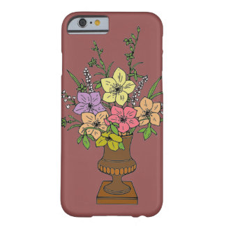 Flowers 1 barely there iPhone 6 case