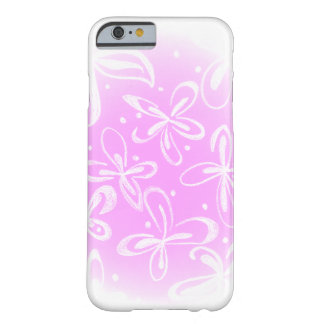 Flowers 2 barely there iPhone 6 case
