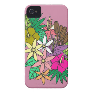 Flowers 2 iPhone 4 Case-Mate cases