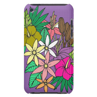 Flowers 2 iPod touch covers