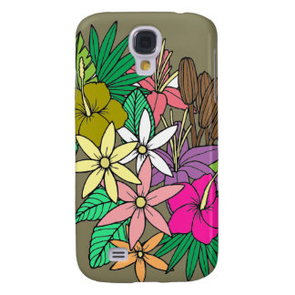 Flowers 2 samsung galaxy s4 covers