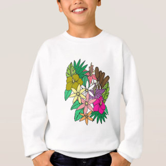 Flowers 2 sweatshirt