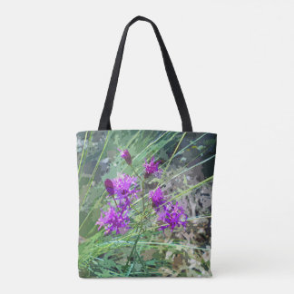Flowers Along The Trail Tote
