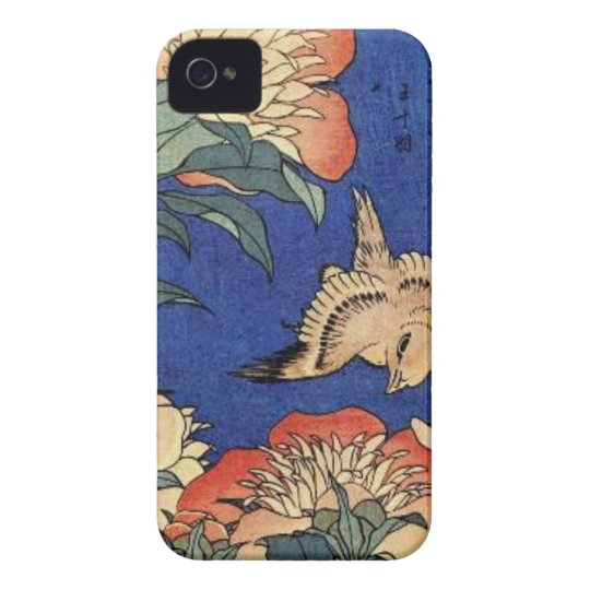 Flowers and a Bird Case-Mate iPhone 4 Case