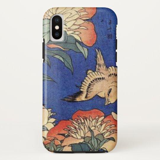 Flowers and a Bird HTC Vivid / Raider 4G Case