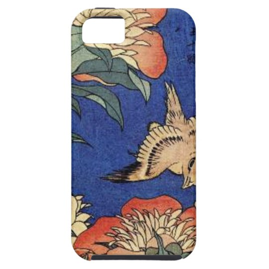 Flowers and a Bird iPhone 5 Cover