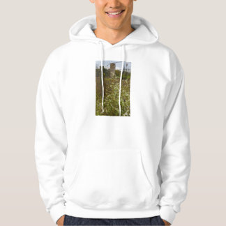 Flowers And A Silo Hoodie