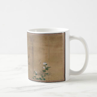 Flowers and Birds of the Four Seasons Coffee Mug