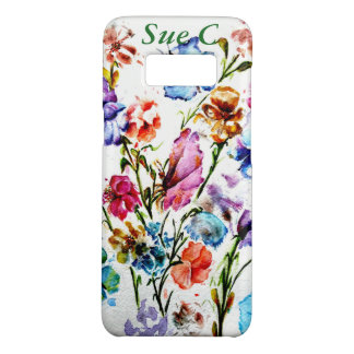 FLOWERS AND BUTTERFLIES | SAMSUNG 8 PHONE CASE