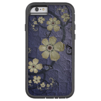 Flowers and Butterflies Tough Xtreme iPhone 6 Case