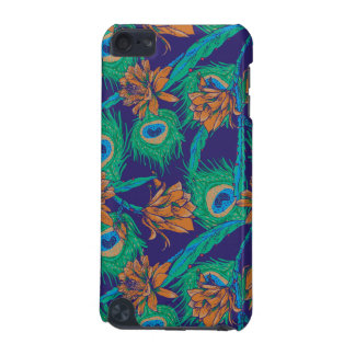 Flowers And Feathers iPod Touch 5G Covers