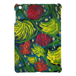 Flowers and fruit summer garden case for the iPad mini