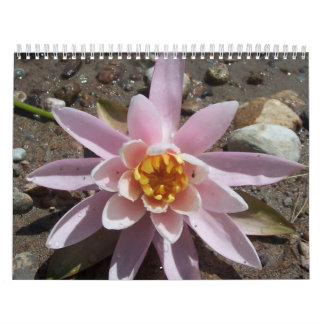 Flowers and Scripture Calendar