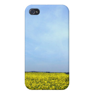 Flowers and Sky iPhone 4 Covers