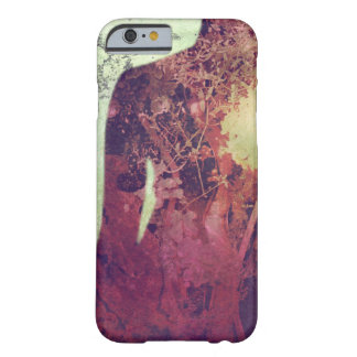 Flowers are good for the soul barely there iPhone 6 case