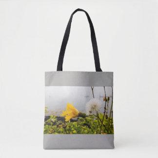 Flowers at the Ocean Tote Bag