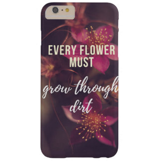 Flowers Barely There iPhone 6 Plus Case