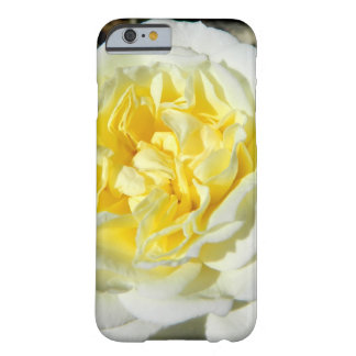 Flowers beautiful white rose barely there iPhone 6 case