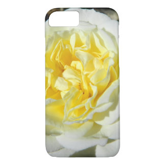 Flowers beautiful white rose iPhone 7 case